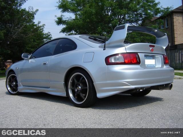 1998 Gt Hatchback 6g Celicas